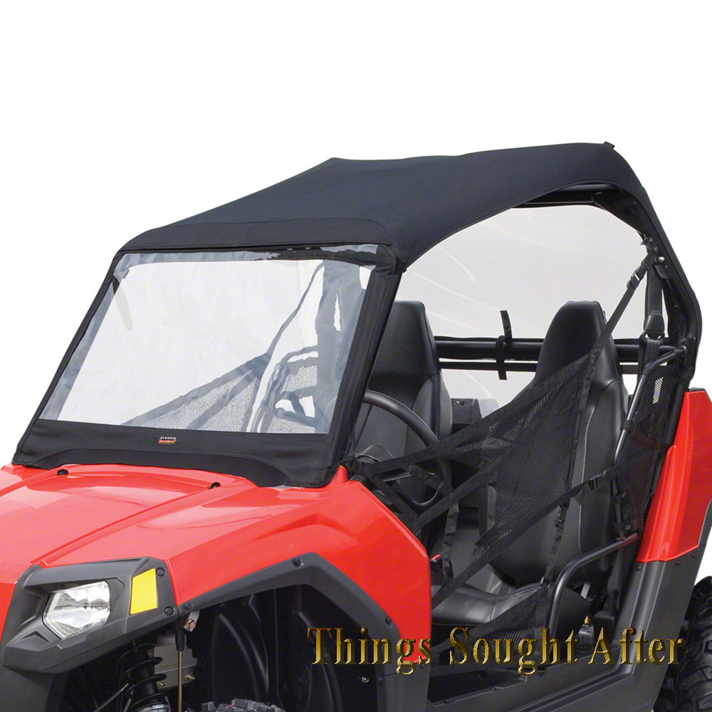 Canvas Cab Enclosure For 2008 2009 2010 Polaris Rzr 570