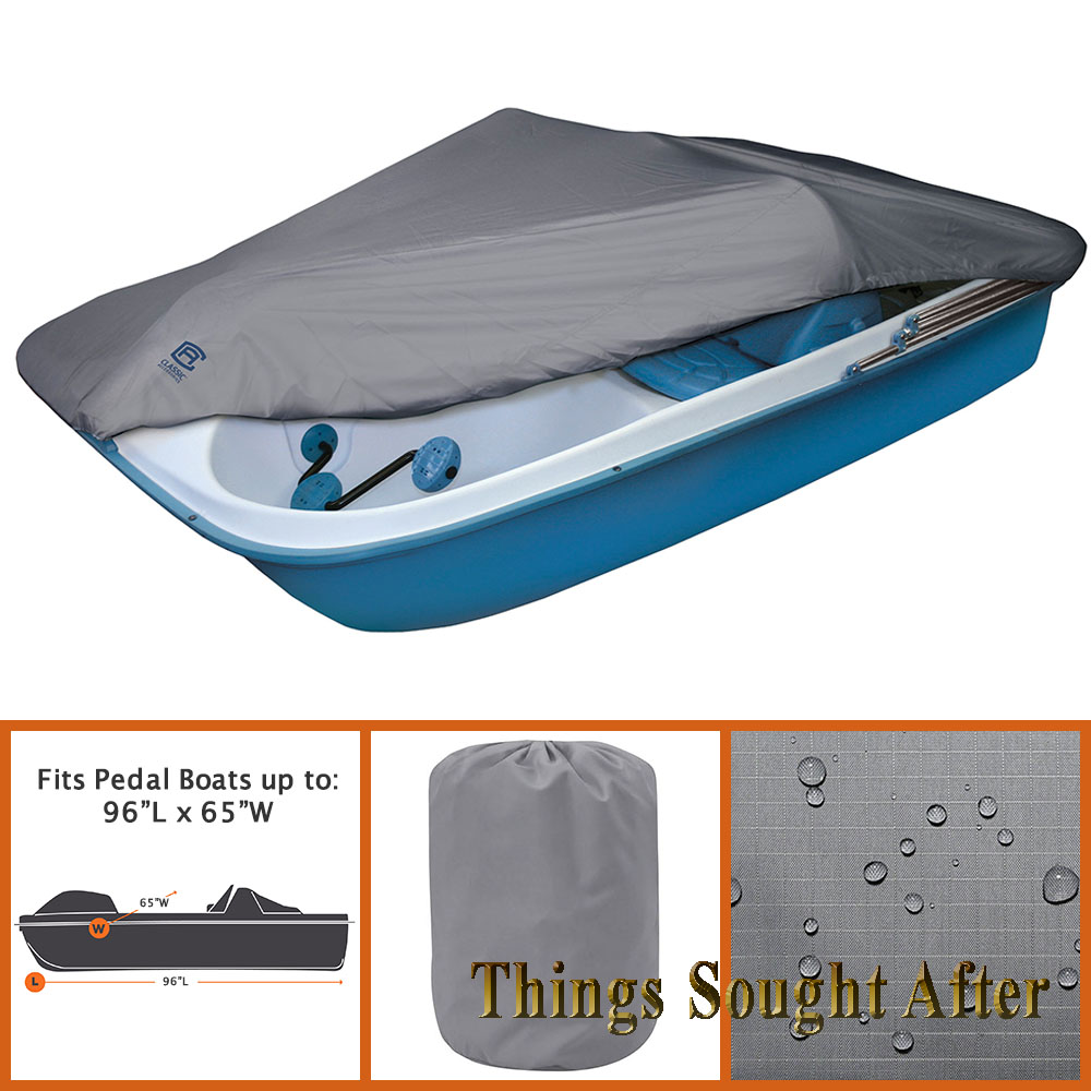 Lunex Rs 1 Pedal Boat Mooring Cover For 3 4 5 Person