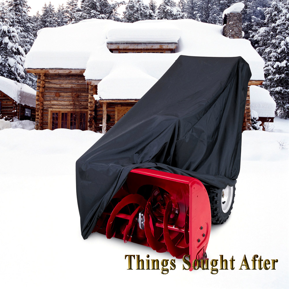 Cover For 2 Stage Snow Thrower Machine Snowblower Two