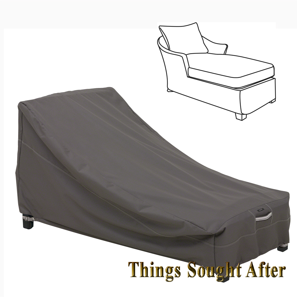 Cover For Large Day Chaise Lounge Chair Outdoor Furniture