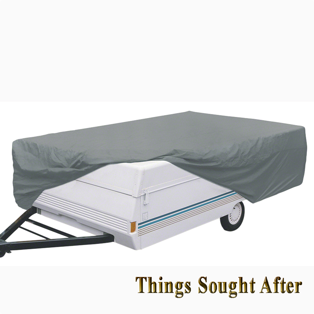 Pop Up Camper Storage Cover 6 6 To 8 6 Foot Folding