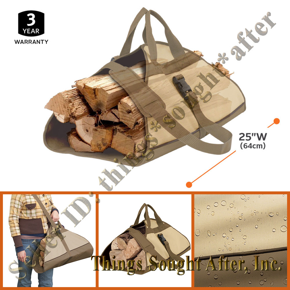 image 1 - Firewood Carrier