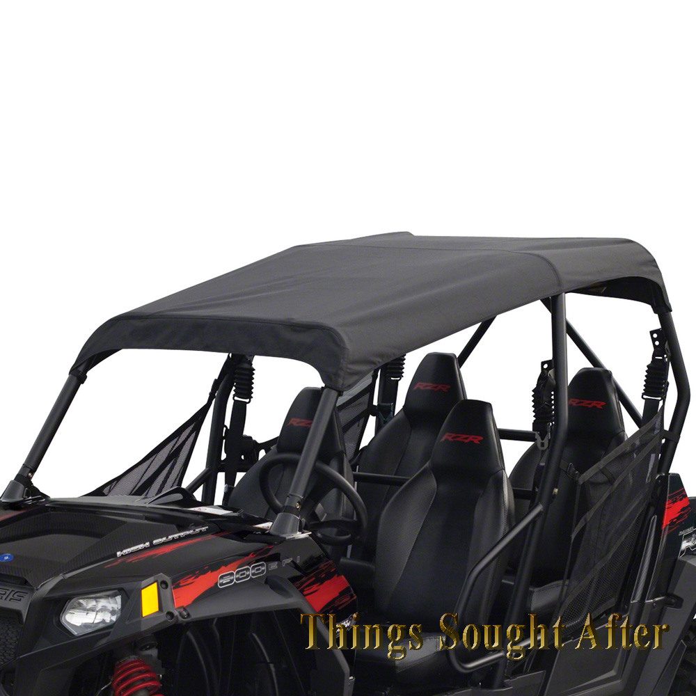 VINYL REAR WINDOW for 2008 2009 2010 2011 POLARIS RZR 800 900 RZRS S RZR-4 Razor