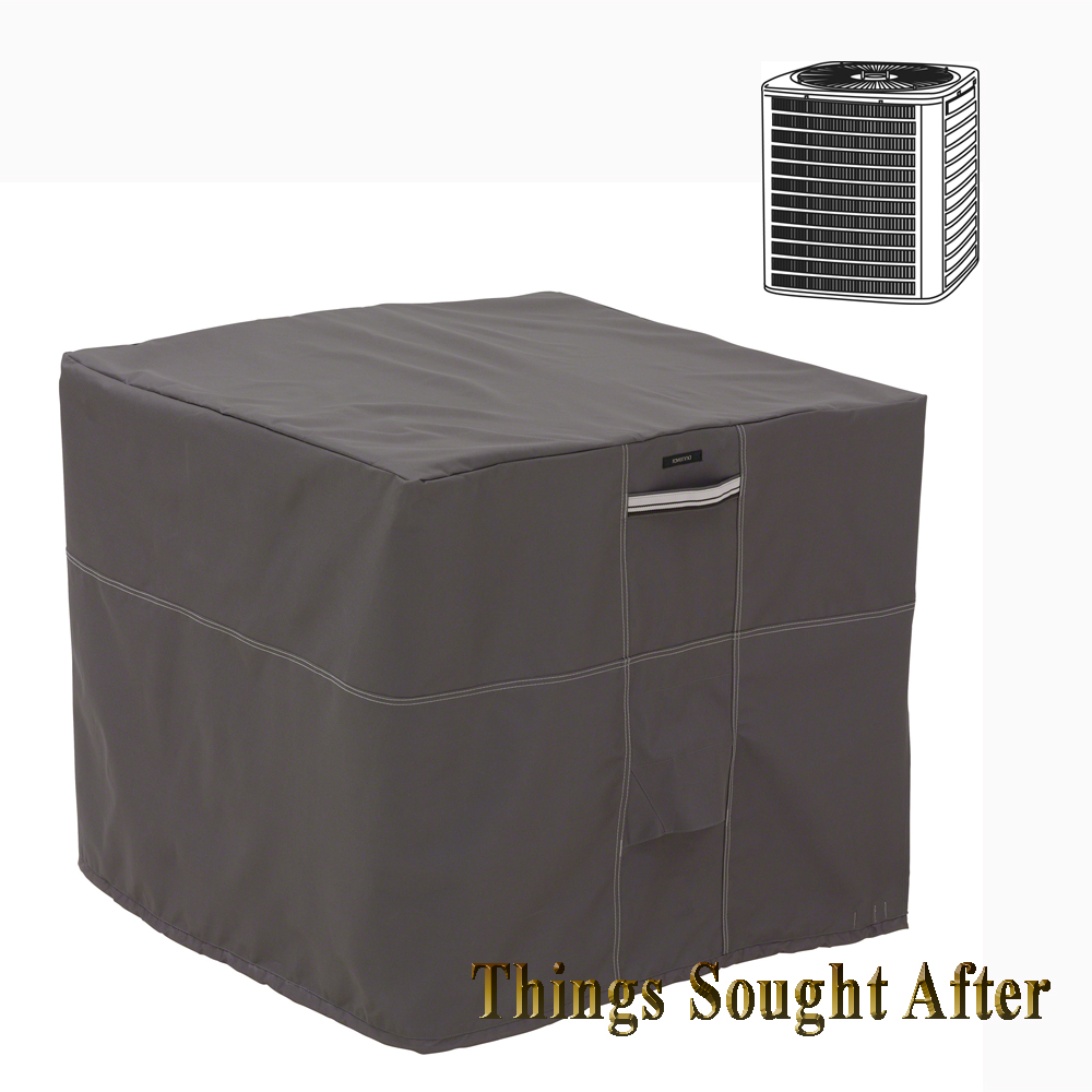 Cover For Square Air Conditioner Outdoor Central Exterior