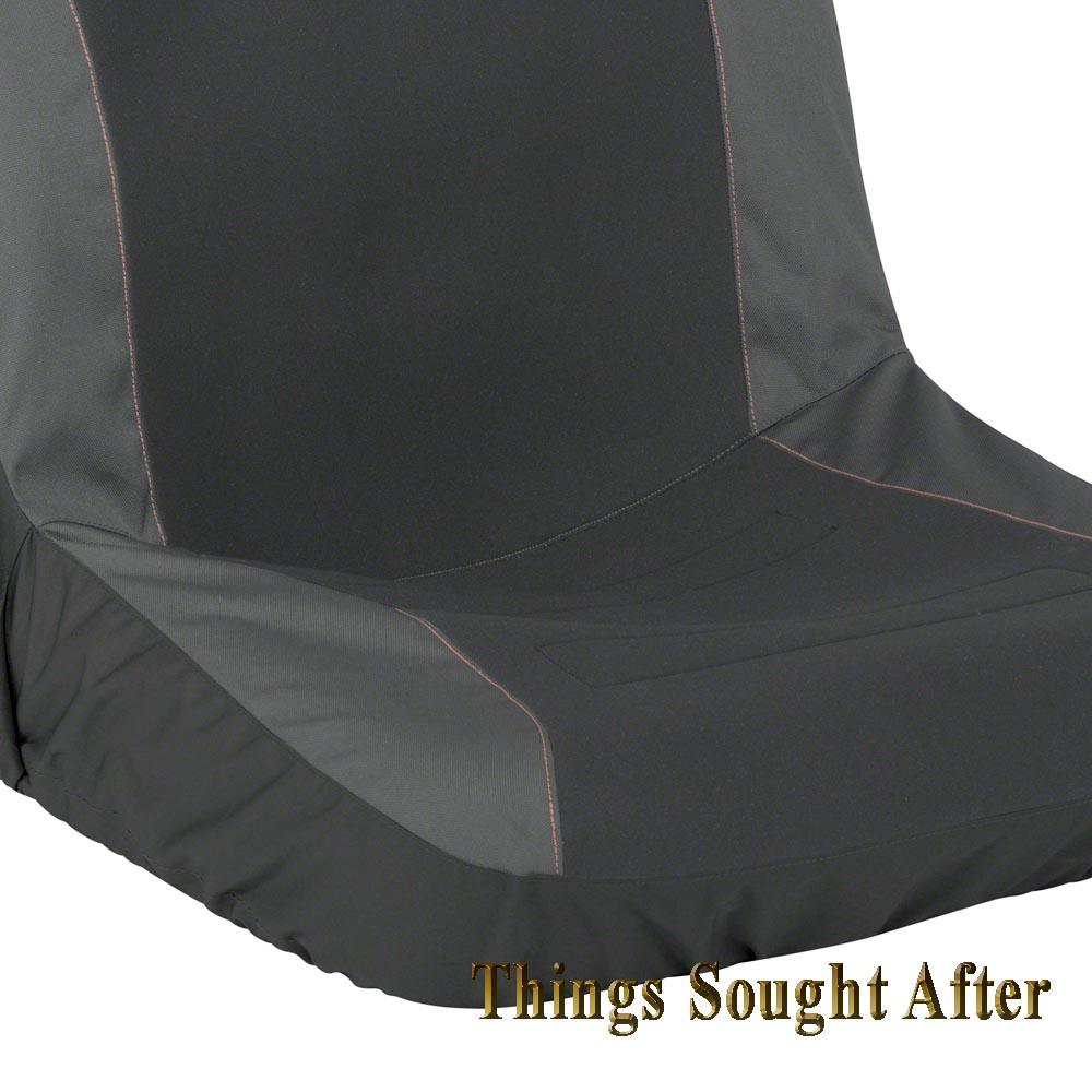 Large Neoprene Lawn Tractor Seat Cover John Deere Mtd Cub